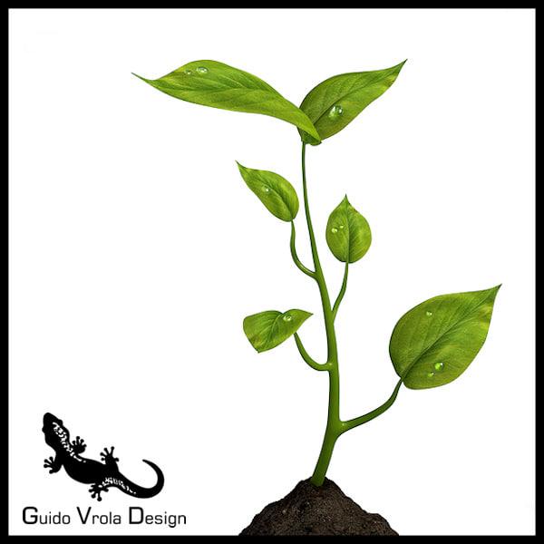 3ds plant