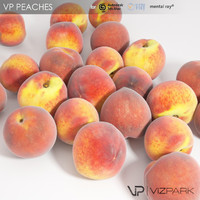 3d peaches proxy