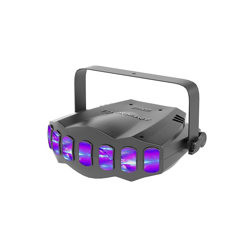 3d american dj light