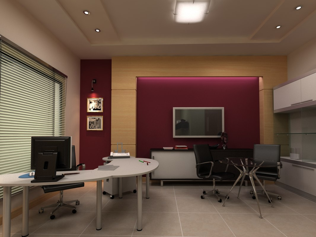 max modern office