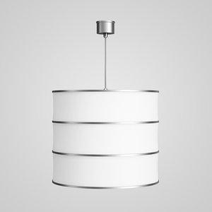 ceiling lamp 26 3d model