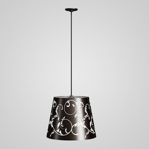 3d decorative hanging lamp 30