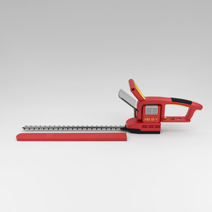 maya electric hedge trimmer