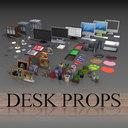 Desk props