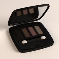 3d eye shadows model