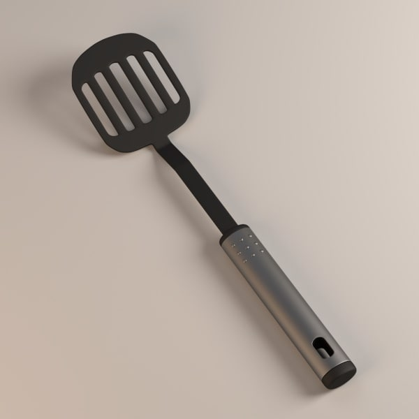 3d model kitchen utensil