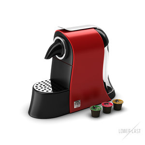 3ds max generic coffee maker