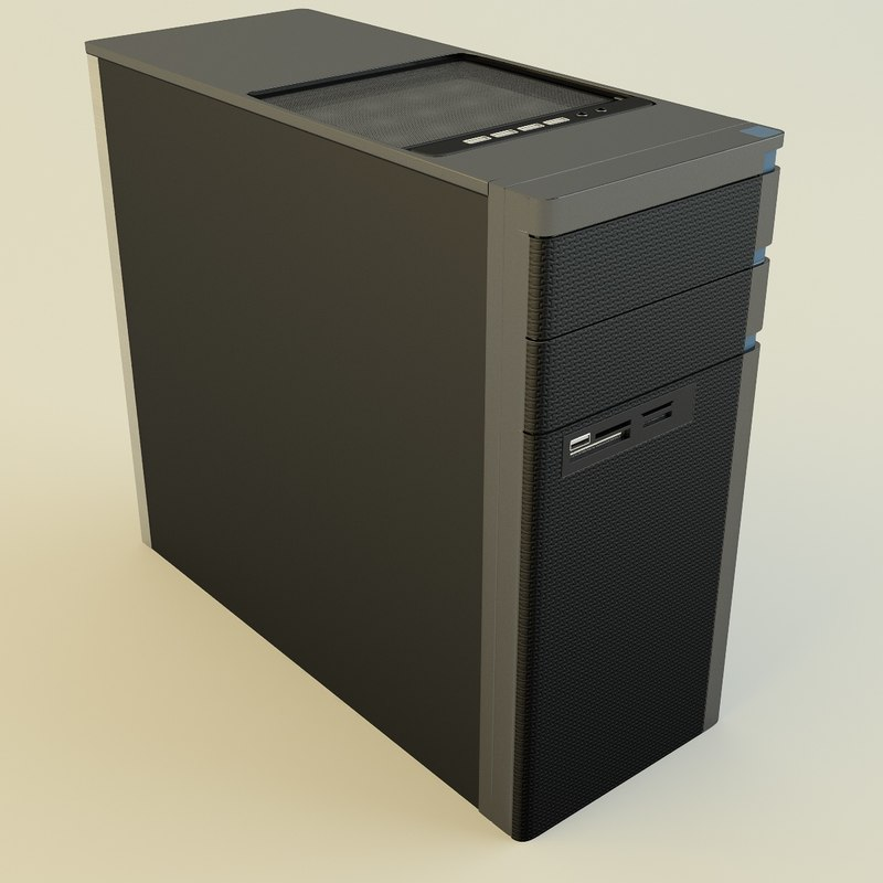 c4d acer tower