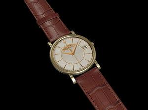 3d patek philippe watch