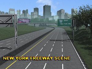 scene new york highway max