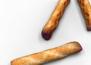 maya pretzel snack