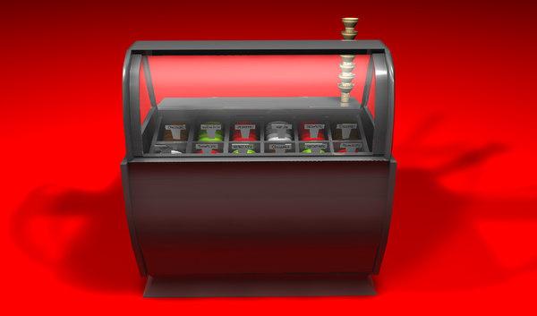 ice cream box c4d free