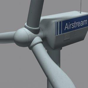 land wind turbine max