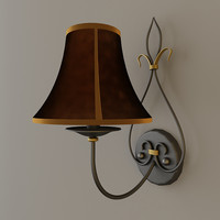 wunderlicht fine art sconces 3d x