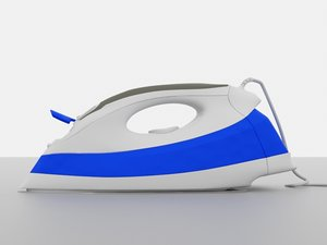 3d flat iron