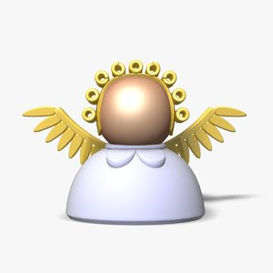 angel icon figure max