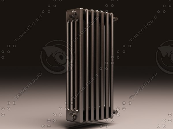 3d model arbonia bank radiator 4