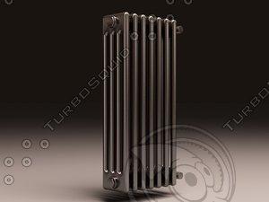 3d model arbonia bank radiator 4