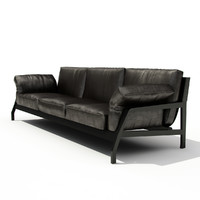 Cassina - Eloro Sofa