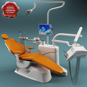 dental unit cx 8900lu max