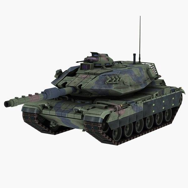 games turkish 3d model