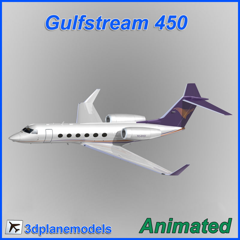 gulfstream g450 max
