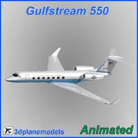 Gulfstream G550 US Air Force