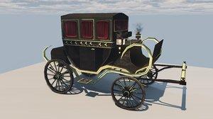 ma horse carriage