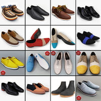 Men Shoes Collection V10