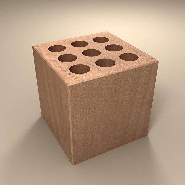 cube morelato obj