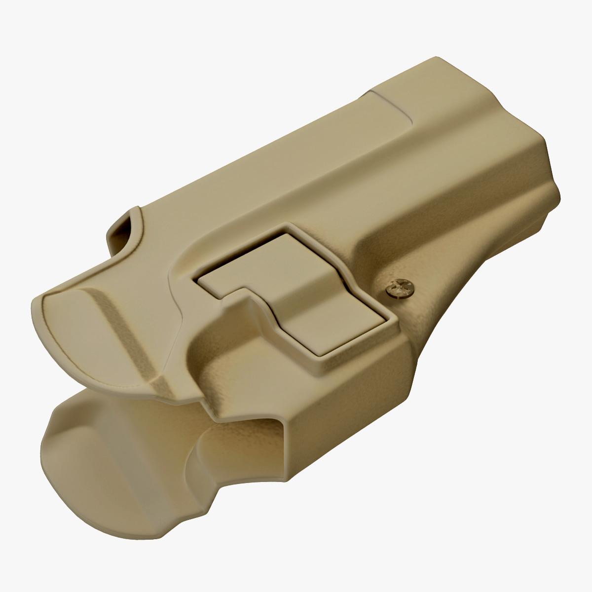 3d pistol holster