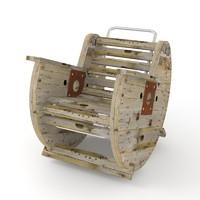 Reel Rocking Chair