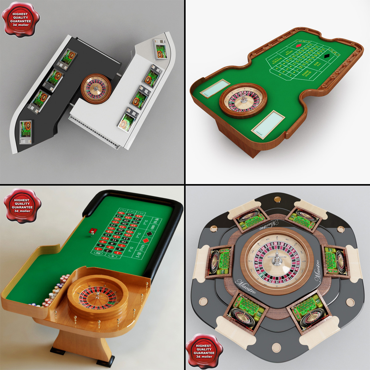 max roulette tables