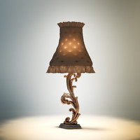 Casa Bella Collection Table Lamp