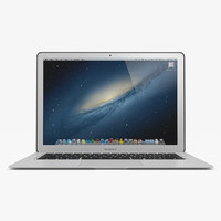 3d 13 apple macbook air model