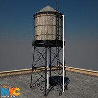 Truax Studio Water Tower