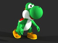 Yoshi - Video Game Character