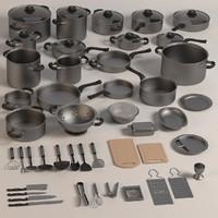 cookware 46 fbx