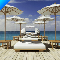 beach furniture collection