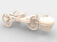 "Nicolas Cugnot""s steam vehicle"