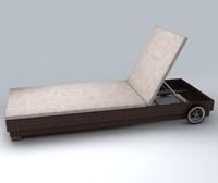 deckchair exterior max