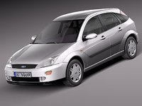 Ford Focus I 5door 1998-2003