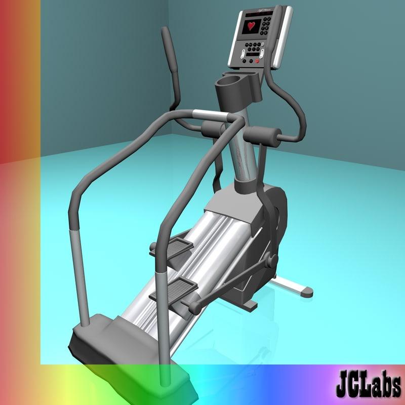 3d step machine