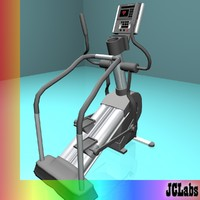 3d step machine
