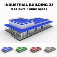 Medium industrial building 23