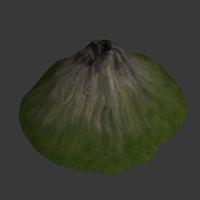 volcano sleep