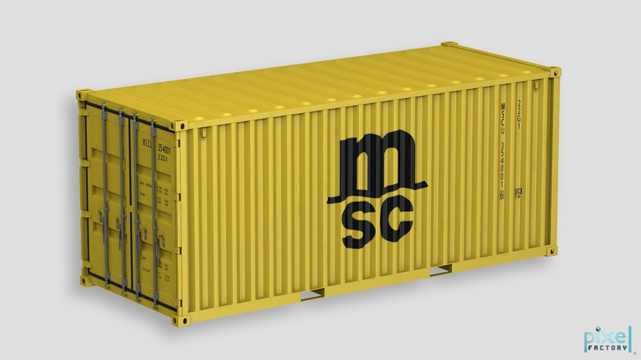 max container scene