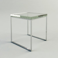 3ds max end table