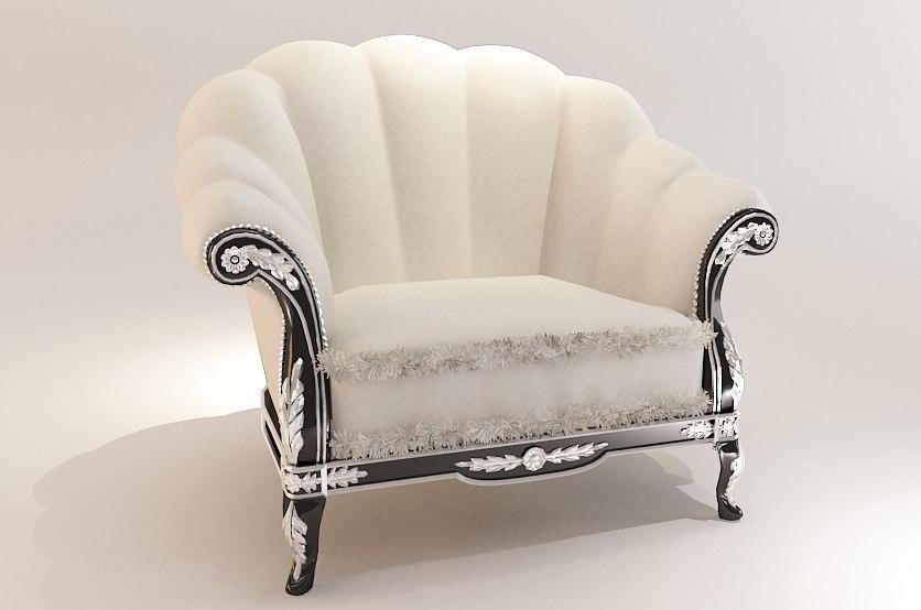 max ornate chair
