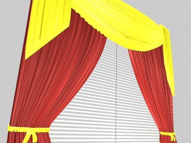 ma beautiful stage curtain